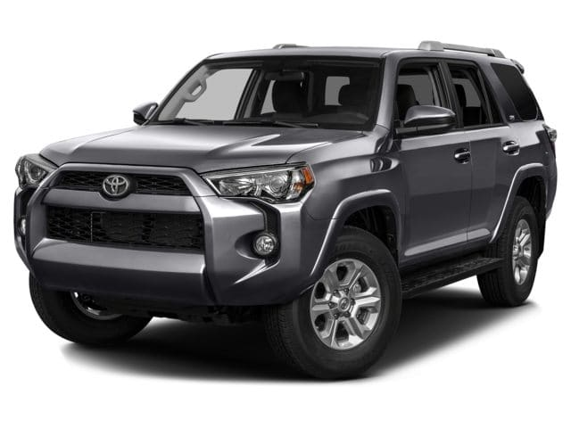 Photo Used 2016 Toyota 4Runner Trail Sport Utility 4D SUV in Walnut Creek CA