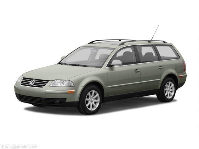 Photo Used 2004 Volkswagen Passat GLS Wagon For Sale Near Philadelphia