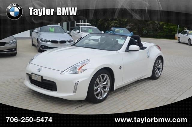 Photo 2014 Nissan 370Z 2dr Roadster Auto Touring in Evans, GA  Nissan 370Z  Taylor BMW