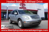 Used 2010 Buick Enclave CXL w/1XL CXL w/1XL AWD For Sale in Colorado Springs, CO