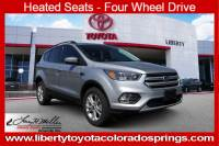 Used 2013 Ford Escapeterry SE SE 4WD For Sale in Colorado Springs, CO