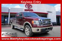 Used 2010 Ford F-150 Lariat Lariat 4WD SuperCrew 145 For Sale in Colorado Springs, CO
