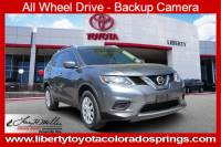 Used 2016 Nissan Rogue S S AWD For Sale in Colorado Springs, CO