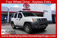Used 2008 Nissan Xterra S S 4WD Manual For Sale in Colorado Springs, CO