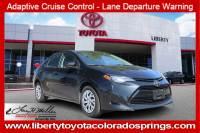 Used 2018 Toyota Corolla LE LE CVT For Sale in Colorado Springs, CO