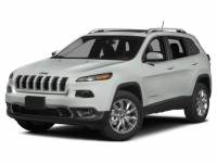 Certified Pre-Owned 2016 Jeep Cherokee Latitude 4x4 SUV For Sale Toledo, OH