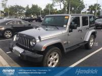 2015 Jeep Wrangler Unlimited Sahara Convertible in Franklin, TN
