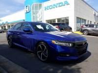Pre-Owned 2019 Honda Accord Sport Sedan
