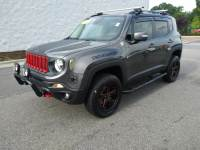 Pre-Owned 2017 Jeep Renegade Trailhawk 4x4 SUV