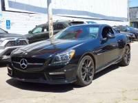 2013 Mercedes-Benz SLK 55 AMG Roadster Rear-wheel Drive serving Oakland, CA