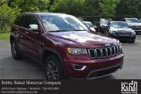 2017 Jeep Grand Cherokee Limited SUV