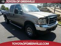 Pre-Owned 2004 Ford F-250 Truck Crew Cab in Greenville SC