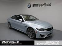 Pre-Owned 2018 BMW M4 Coupe Car in Portland