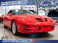 2000 Pontiac Firebird 2dr Cpe Trans Am