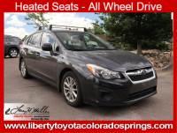 Used 2014 Subaru Impreza Wagon 2.0i Premium 2.0i Premium Auto For Sale in Colorado Springs, CO