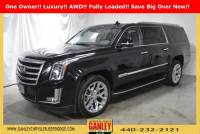 Used 2018 Cadillac Escalade ESV Luxury SUV For Sale in Bedford, OH