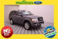 Used 2015 Ford Expedition Limited W/ NAV, Sunroof, Blind Spot Monitor SUV V-6 cyl in Kissimmee, FL
