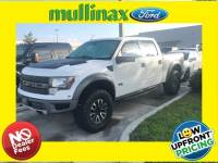 Used 2012 Ford F-150 SVT Raptor Truck SuperCrew Cab V-8 cyl in Kissimmee, FL