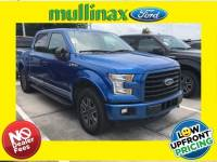 Used 2016 Ford F-150 XLT Sport W/ Twin Panel Moonroof! Truck SuperCrew Cab V-6 cyl in Kissimmee, FL
