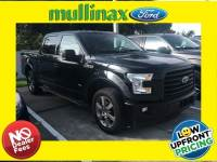 Used 2017 Ford F-150 XLT Sport W/ 20 Wheels, NAV, Sync Connect Truck SuperCrew Cab V-6 cyl in Kissimmee, FL