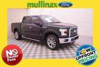 Used 2017 Ford F-150 XLT W/ Leather, 20 Wheels, Center Console Truck SuperCrew Cab V-6 cyl in Kissimmee, FL