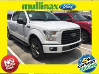 Used 2017 Ford F-150 XLT Sport W/ 20 Wheels, NAV, Tailgate Step Truck SuperCrew Cab V-6 cyl in Kissimmee, FL