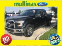 Used 2017 Ford F-150 XLT W/ 3.5L Ecoboost, MAX TOW, NAV Truck SuperCrew Cab V-6 cyl in Kissimmee, FL
