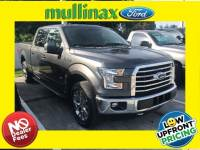 Used 2016 Ford F-150 XLT W/ 3.5L Ecoboost, MAX TOW, 20 Wheels Truck SuperCrew Cab V-6 cyl in Kissimmee, FL