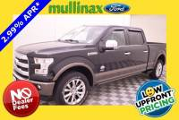 Used 2016 Ford F-150 King Ranch Loaded! W/ 20 Wheels, Active Cruise, Tw Truck SuperCrew Cab V-6 cyl in Kissimmee, FL