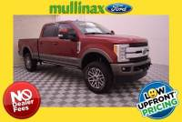 Used 2018 Ford F-250 King Ranch W/ Ultimate Package, 20 Premium Wheels Truck Crew Cab V-8 cyl in Kissimmee, FL
