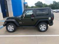 2010 Jeep Wrangler 4WD 2dr Sport Sport Utility for Sale in Mt. Pleasant, Texas