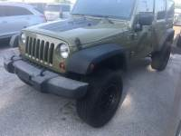 2013 Jeep Wrangler Unlimited 4WD 4dr Sport Sport Utility for Sale in Mt. Pleasant, Texas