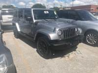 2017 Jeep Wrangler Unlimited Smoky Mountain 4x4 *Ltd Avail* Sport Utility for Sale in Mt. Pleasant, Texas