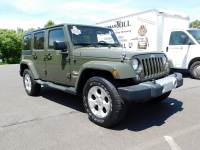 2015 Jeep Wrangler Unlimited Sahara 4WDConvertible
