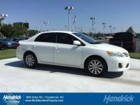 2013 Toyota Corolla LE Sedan in Franklin, TN