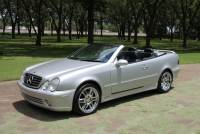 Used 2002 Mercedes-Benz CLK55 55 AMG Convertible