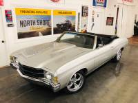 1971 Chevrolet Chevelle - CONVERTIBLE - 4 SPEED - FRESH PAINT-