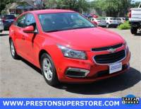 Certified Used 2016 Chevrolet Cruze Limited 1LT Sedan in Burton, OH