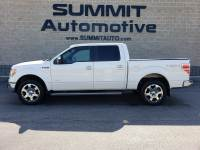 2012 Ford F-150 CREW-SHORT 5 1/2 FT-LARIAT PLUS-ECOBOOST-4WD-NAV-M 4WD SuperCrew 145 Lariat