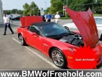 Pre-Owned 2013 Chevrolet Corvette Grand Sport Convertible for sale in Freehold,NJ