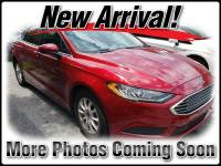 Certified 2017 Ford Fusion S Sedan in Jacksonville FL