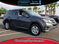 Certified 2015 Toyota RAV4 LE SUV in Jacksonville FL