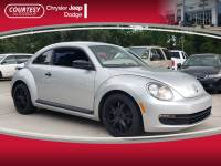 Pre-Owned 2013 Volkswagen Beetle Coupe 2.5L Entry Auto 2.5L Entry PZEV in Jacksonville FL