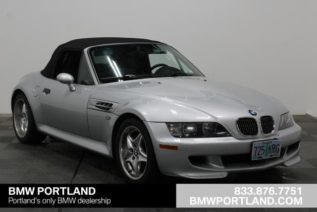 Photo Pre-Owned 2000 BMW Z3 M 2dr Roadster 3.2L Convertible in Portland