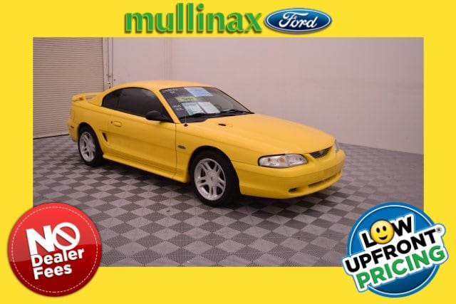 Photo Used 1998 Ford Mustang GT Coupe V-8 cyl in Kissimmee, FL