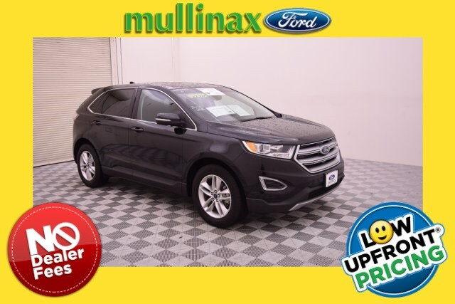 Photo Used 2016 Ford Edge SEL W Hands Free Liftgate, NAV, Blis SUV V-6 cyl in Kissimmee, FL
