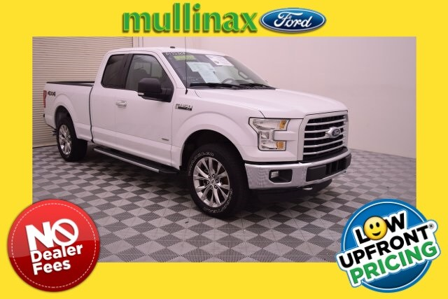 Photo Used 2016 Ford F-150 XLT W 20 Premium Wheels, Sync3, Luxury Package V-6 cyl in Kissimmee, FL