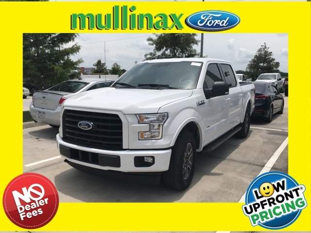 Photo Used 2017 Ford F-150 XLT Sport W NAV, Trailer TOW Truck SuperCrew Cab V-6 cyl in Kissimmee, FL