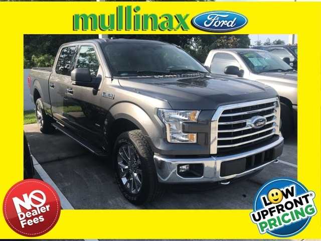 Photo Used 2016 Ford F-150 XLT W 3.5L Ecoboost, MAX TOW, 20 Wheels Truck SuperCrew Cab V-6 cyl in Kissimmee, FL