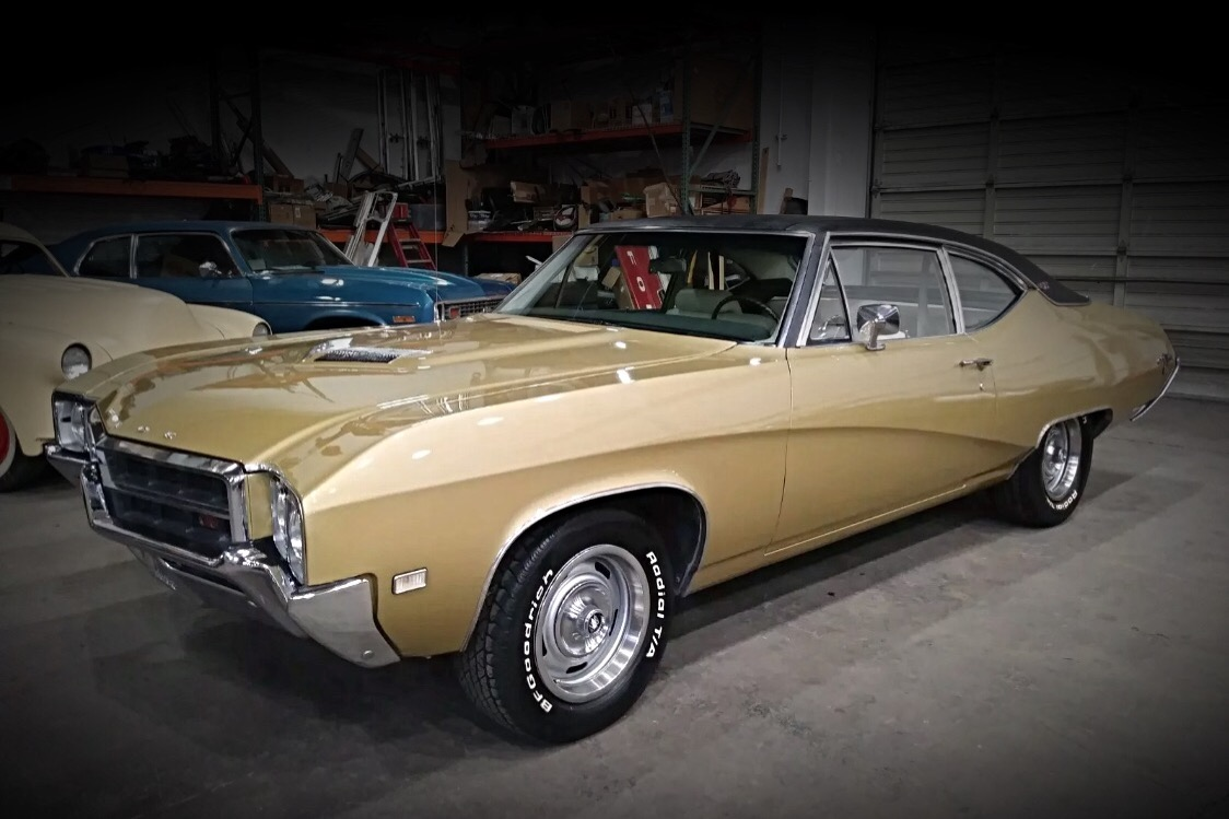 Photo 1969 Buick Skylark -GRAN SPORT GS CALIFORNIA 350 RAM AIR-